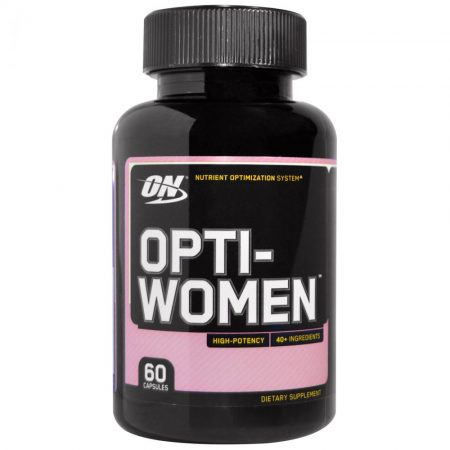 Optimum Nutrition Opti Women 60 tabletta