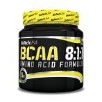 BioTech USA BCAA 8:1:1 aminosav 300 g