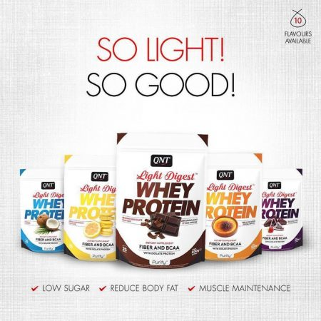 QNT Light Digest Whey - 500 g