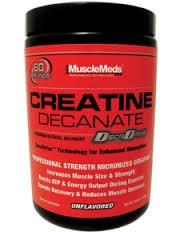 Musclemeds Creatine Decanate 300gramm
