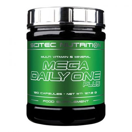 Scitec Nutrition Mega Daily One Plus (120 kapszula)