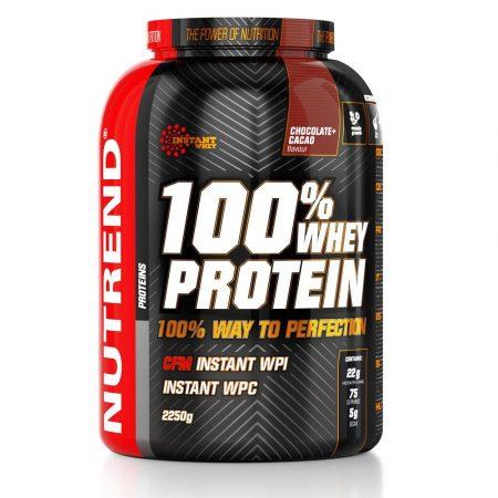Nutrend 100% Whey Protein - 900 g