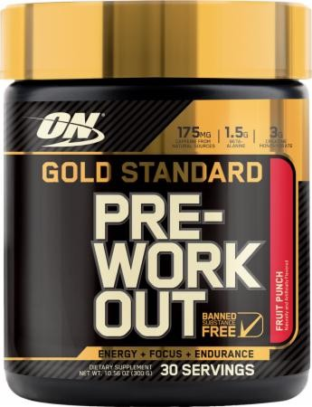 Optimum Nutrition Gold Stand. Pre-workout 330g