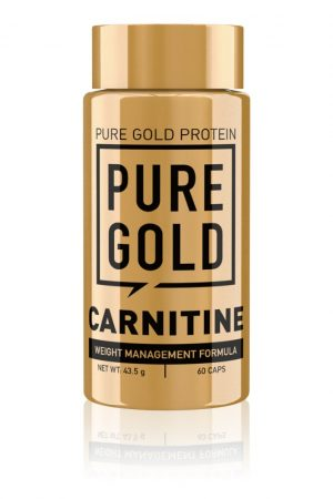 Pure Gold Carnitine  60 caps