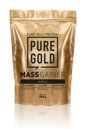 Pure Gold Mass Gainer 2500g