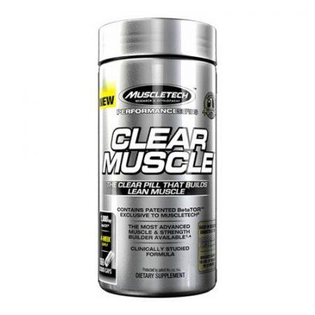 MusclTech Clear Muscle 168 kapszula