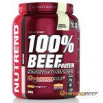Nutrend 100% Beef Protein 900g