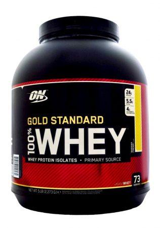 Optimum Nutrition 100% Gold Standard Whey (2,27kg)