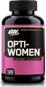 Optimum Nutrition Opti Women 120 tabletta