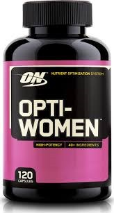 Optimum Nutrition Opti Women 120 tabletta