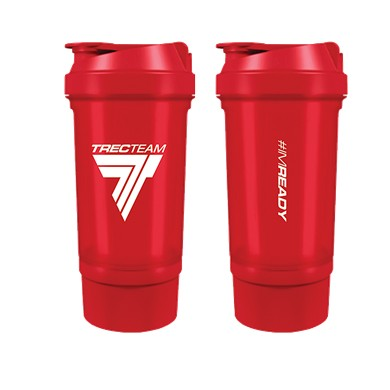 TREC NUTRITION - SHAKER #IMREADY (500ml) - PIROS