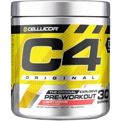 Cellucor C4 original 195g 30 serv.