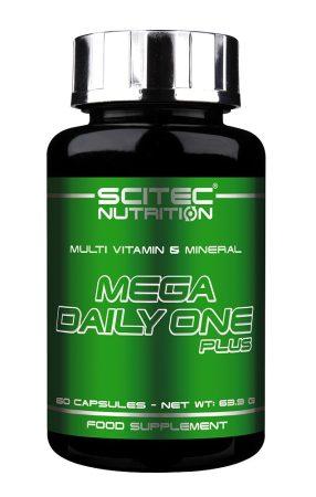 Scitec Nutrition Mega Daily One Plus 60 kapszula