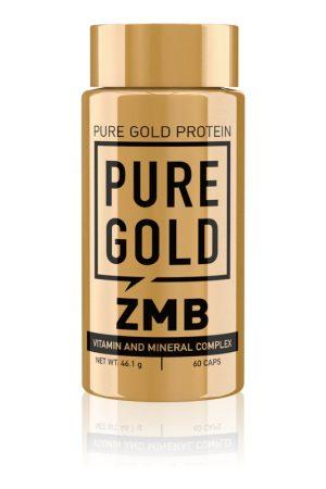Pure Gold ZMB 60 caps