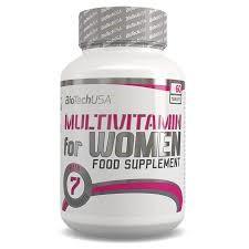 Biotech Multivitamin for Women - 60 tabletta