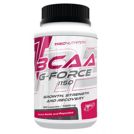 Trec Nutrition BCAA G-Force 180 kapszula