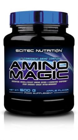 Sitec Nutrition Amino Magic 500 g