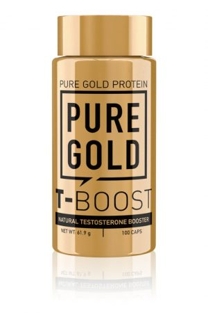 Pure Gold T-Boost 100 caps
